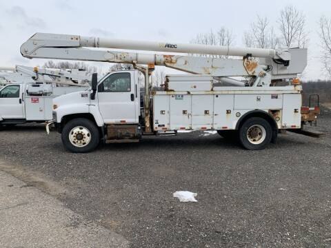 2007 GMC C7500 for sale at Hawkins Motors Sales in Hillsdale MI