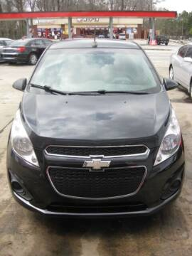 2014 Chevrolet Spark for sale at LAKE CITY AUTO SALES in Forest Park GA