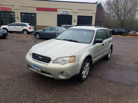 2006 Subaru Outback for sale at Fleet Automotive LLC in Maplewood MN
