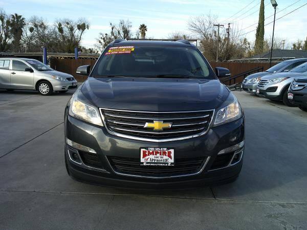 2014 Chevrolet Traverse for sale at Empire Auto Sales in Modesto CA
