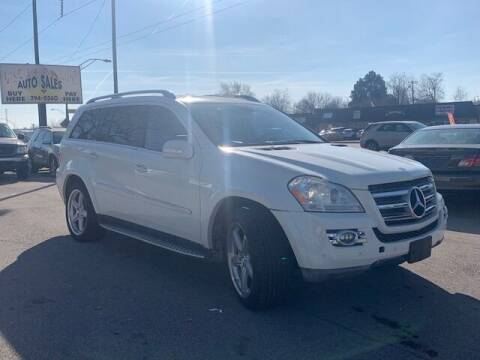 2008 Mercedes-Benz GL-Class for sale at Lexington Auto Store in Lexington KY