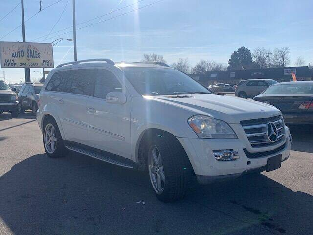 2008 Mercedes-Benz GL-Class for sale at Lexington Auto Store in Lexington KY