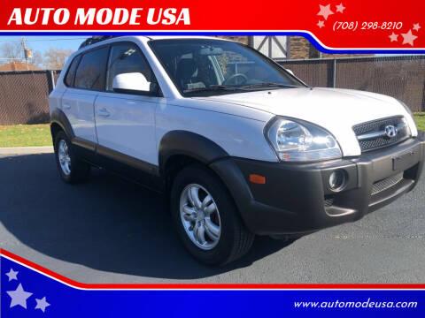 2006 Hyundai Tucson for sale at AUTO MODE USA in Burbank IL