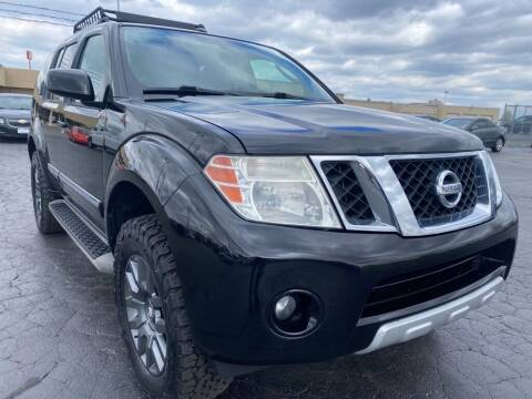 2010 Nissan Pathfinder for sale at VIP Auto Sales & Service in Franklin OH