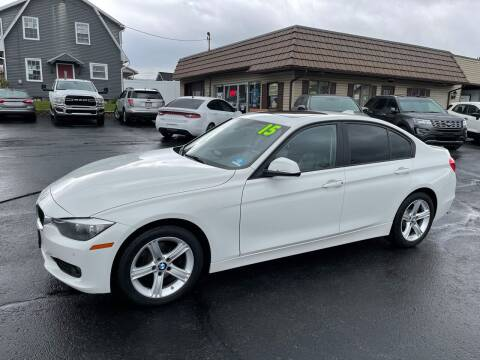 2015 BMW 3 Series for sale at MAGNUM MOTORS in Reedsville PA