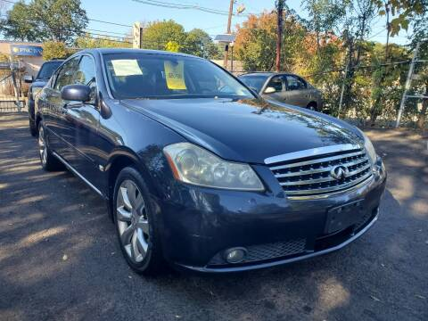 2006 Infiniti M35 for sale at New Plainfield Auto Sales in Plainfield NJ