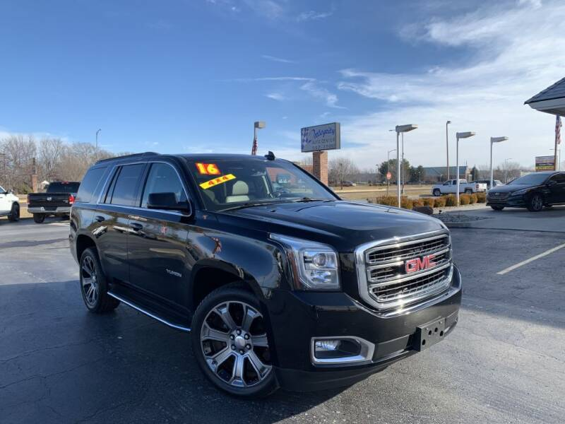 2016 GMC Yukon for sale at Integrity Auto Center in Paola KS