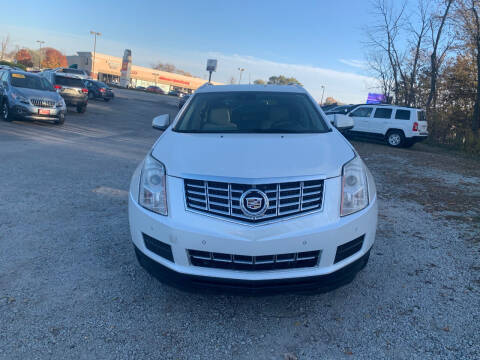 2014 Cadillac SRX for sale at Community Auto Brokers in Crown Point IN