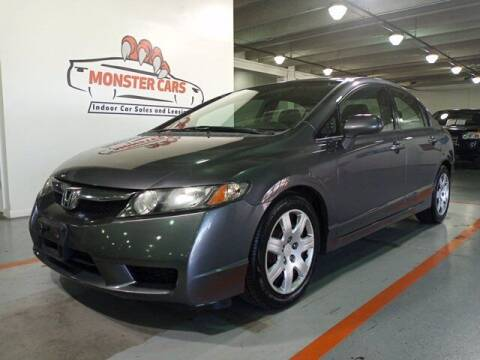 2010 Honda Civic for sale at Monster Cars in Pompano Beach FL