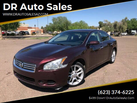 2014 Nissan Maxima for sale at DR Auto Sales in Glendale AZ