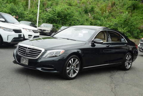 2014 Mercedes-Benz S-Class for sale at Automall Collection in Peabody MA
