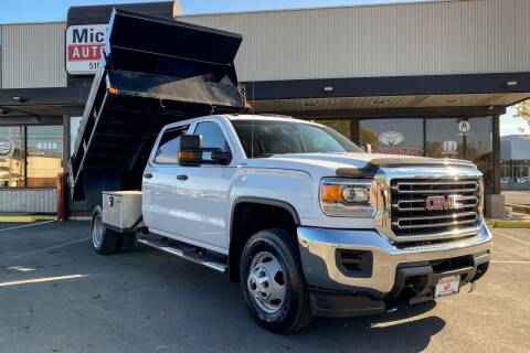 2016 GMC Sierra 3500HD for sale at Michaels Auto Plaza in East Greenbush NY