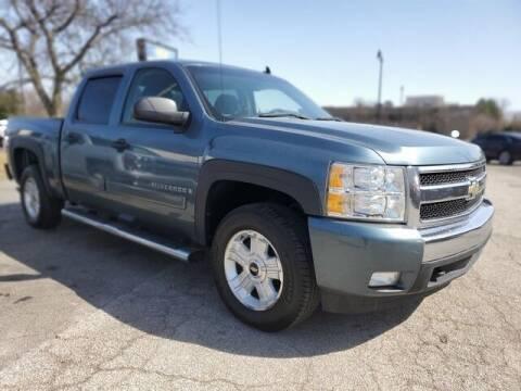 2008 Chevrolet Silverado 1500 for sale at Paramount Motors in Taylor MI