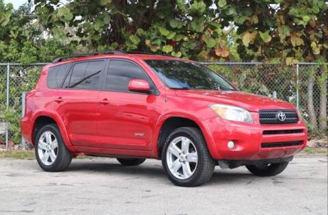 2006 Toyota RAV4 for sale at No 1 Auto Sales in Hollywood FL