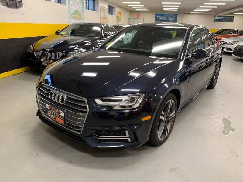 2018 Audi A4 for sale at Newton Automotive and Sales in Newton MA
