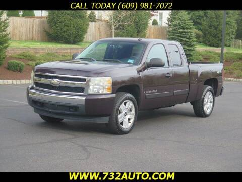 2008 Chevrolet Silverado 1500 for sale at Absolute Auto Solutions in Hamilton NJ
