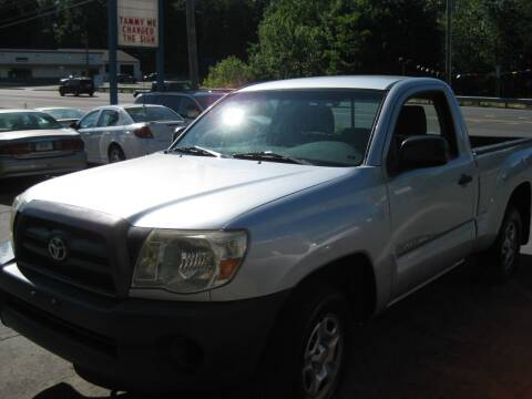 2005 Toyota Tacoma for sale at Middlesex Auto Center in Middlefield CT