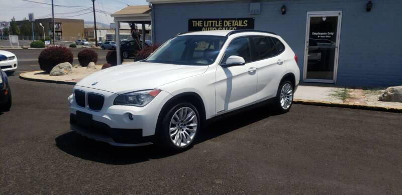 2015 BMW X1 for sale at The Little Details Auto Sales in Reno NV
