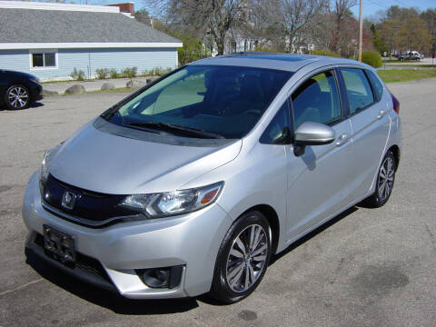 2015 Honda Fit for sale at North South Motorcars in Seabrook NH