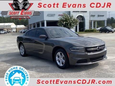 2016 Dodge Charger for sale at SCOTT EVANS CHRYSLER DODGE in Carrollton GA