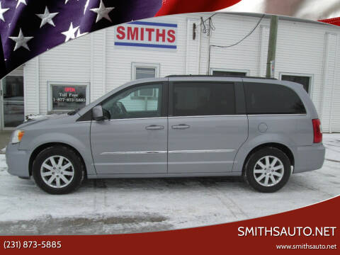2014 Chrysler Town and Country for sale at SmithsAuto.net in Hart MI