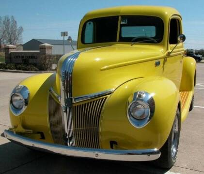 1941 Ford F-100 for sale at CarsBikesBoats.com in Round Mountain TX