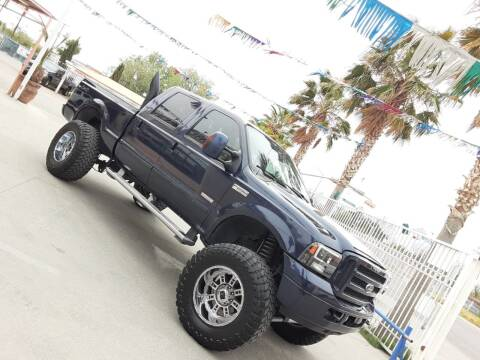 2006 Ford F-250 Super Duty for sale at Monaco Auto Center LLC in El Paso TX