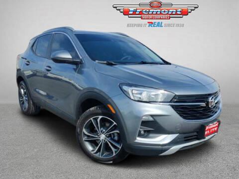 2020 Buick Encore GX for sale at Rocky Mountain Commercial Trucks in Casper WY