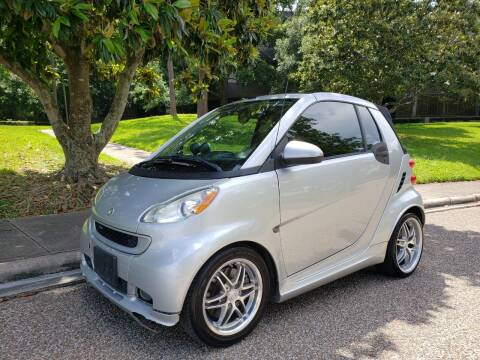 2009 Smart fortwo for sale at Houston Auto Preowned in Houston TX