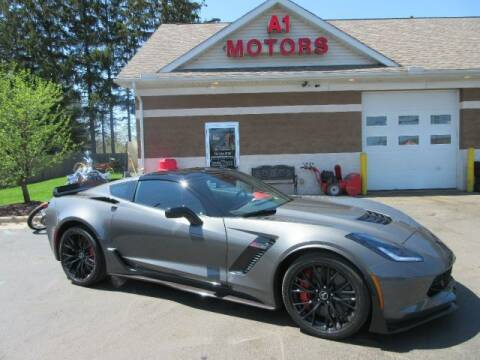2015 Chevrolet Corvette for sale at A 1 Motors in Monroe MI