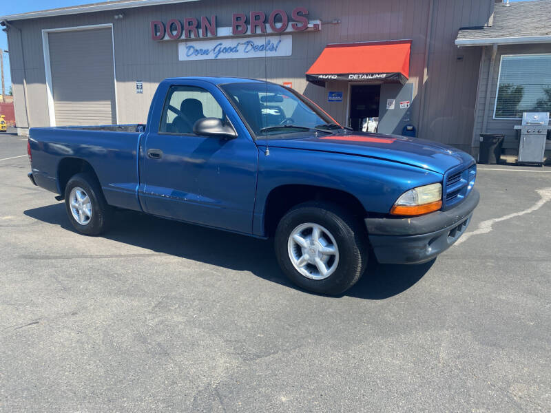 2000 Dodge Dakota for sale at Dorn Brothers Truck and Auto Sales in Salem OR