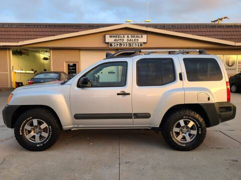 2012 Nissan Xterra for sale at Wheels & Deals Auto Sales in Shakopee MN
