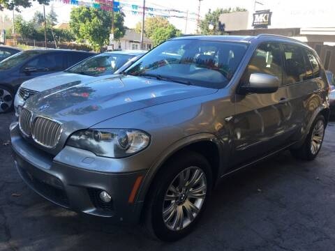 2011 BMW X5 for sale at MK Auto Wholesale in San Jose CA