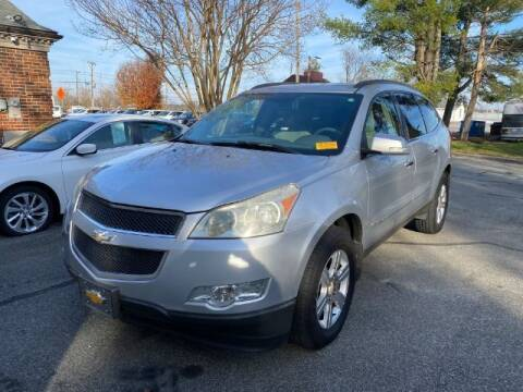 2009 Chevrolet Traverse for sale at Adams Auto Group Inc. in Charlotte NC