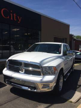 2011 RAM Ram Pickup 1500 for sale at Village Auto Center INC in Harrisonburg VA