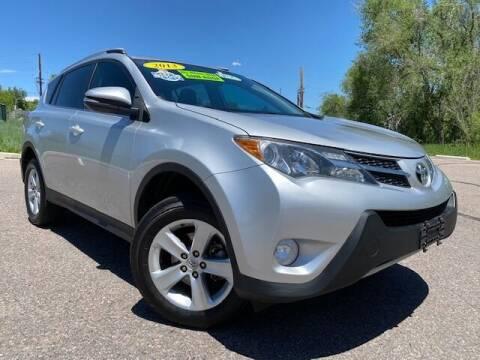 2013 Toyota RAV4 for sale at UNITED Automotive in Denver CO
