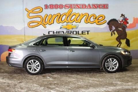 2020 Volkswagen Passat for sale at Sundance Chevrolet in Grand Ledge MI