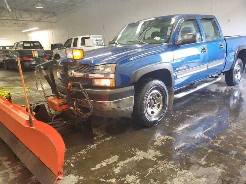 2004 Chevrolet Silverado 2500HD for sale at Paley Auto Group in Columbus OH