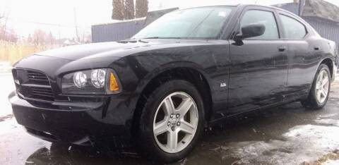 2008 Dodge Charger for sale at Heely's Autos in Lexington MI