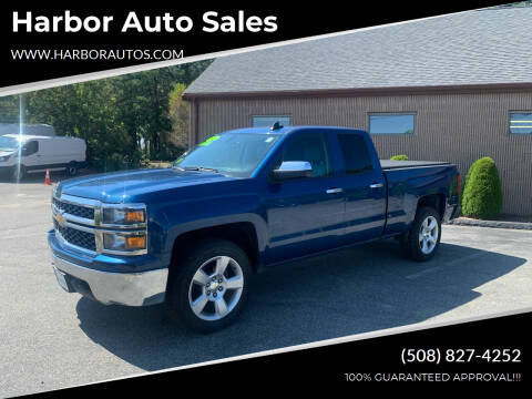 2015 Chevrolet Silverado 1500 for sale at Harbor Auto Sales in Hyannis MA