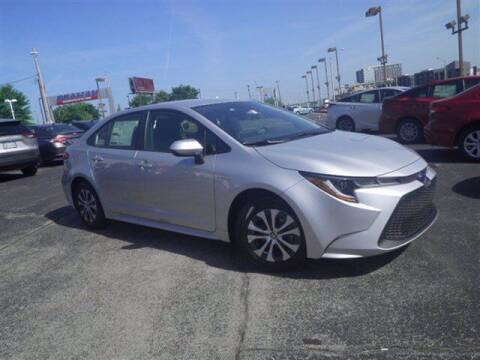 2021 Toyota Corolla Hybrid for sale at BEAMAN TOYOTA in Nashville TN