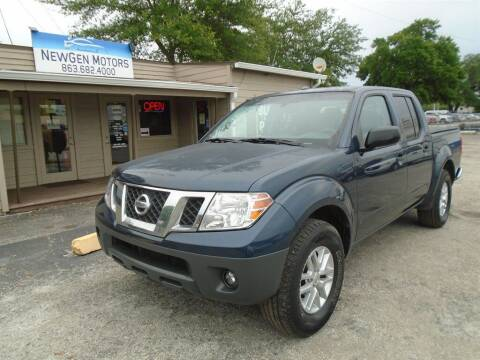 2015 Nissan Frontier for sale at New Gen Motors in Lakeland FL