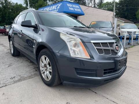 2010 Cadillac SRX for sale at Great Lakes Auto House in Midlothian IL