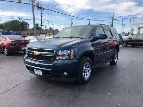 2007 Chevrolet Tahoe for sale at Rucker's Auto Sales Inc. in Nashville TN