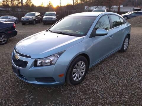 2011 Chevrolet Cruze for sale at Seneca Motors, Inc. (Seneca PA) in Seneca PA