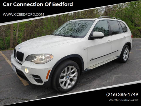 2012 BMW X5 for sale at Car Connection of Bedford in Bedford OH