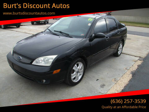 2005 Ford Focus for sale at Burt's Discount Autos in Pacific MO