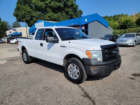 2014 Ford F-150 for sale at Capital Motors in Raleigh NC