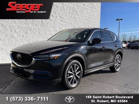 2018 Mazda CX-5 for sale at SEEGER TOYOTA OF ST ROBERT in St Robert MO