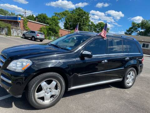 2010 Mercedes-Benz GL-Class for sale at Primary Motors Inc in Commack NY